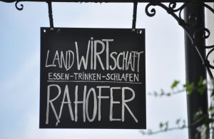 LandWIRTschaft Rahofer