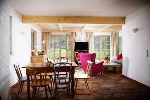 Wohnzimmer Rapunzelturm