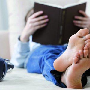 auch Hörbücher erwarten jeden Gast in einem Bibliotel