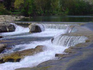 Mas La Colline Wasser
