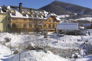 der Steinschalerhof im Winter